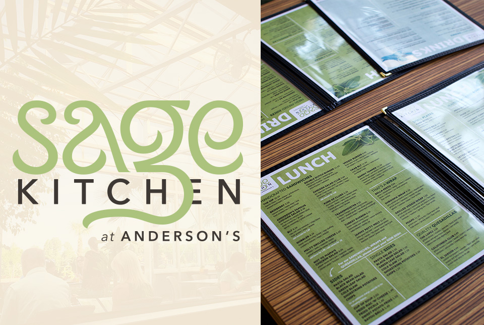 Sage Kitchen at Anderson's