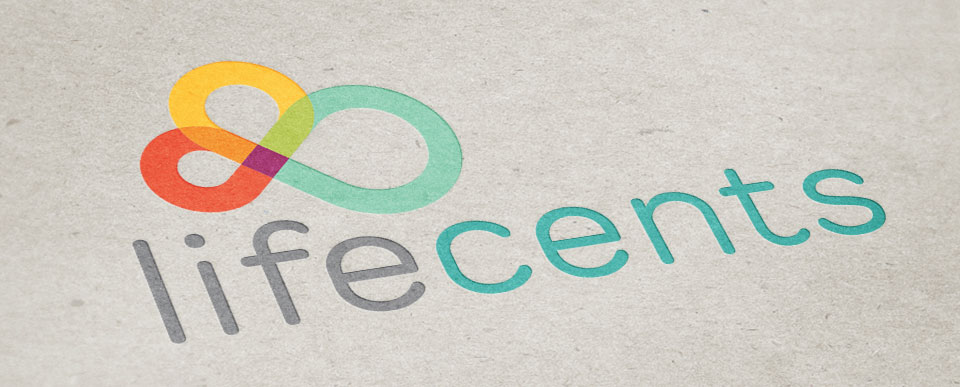 Red Chalk Studios : LifeCents Logo