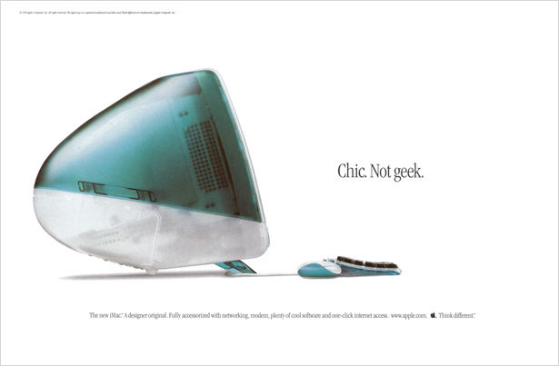 Apple 1998 Ad