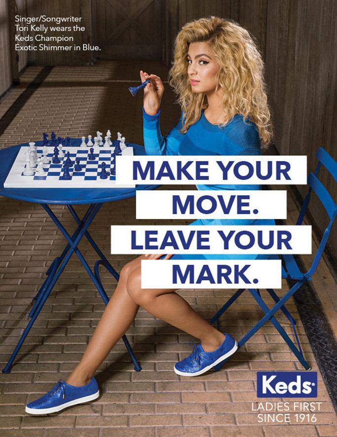 2016 Keds Ad