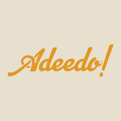 Adeedo! logo design by Red Chalk Studios