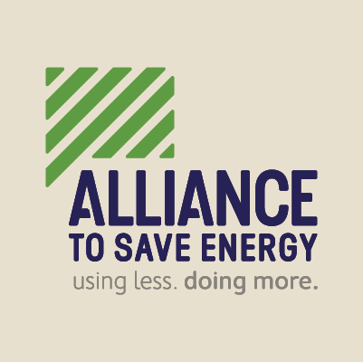 Red Chalk Studios designs Alliance to Save Energy logo