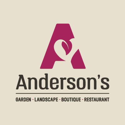 Anderson's logo design by Red Chalk Studios