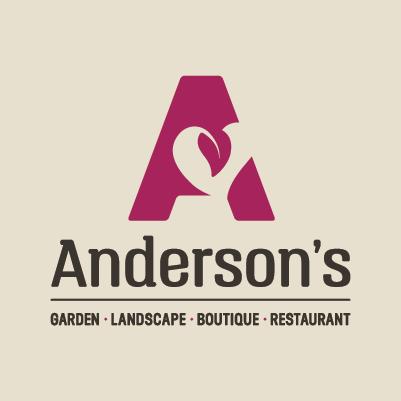 Red Chalk Studios designs Anderson's logo