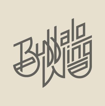 Red Chalk Studios designs Buffalo Wing logo