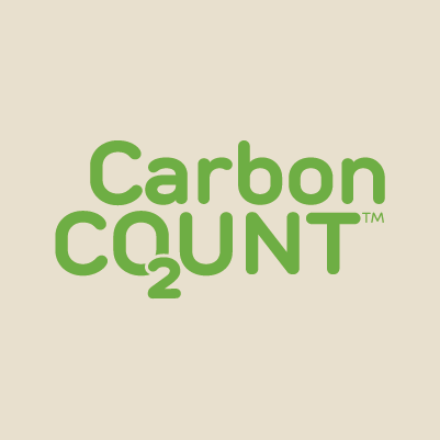 Alliance to Save Energy's Carbon Count logo design by Red Chalk Studios