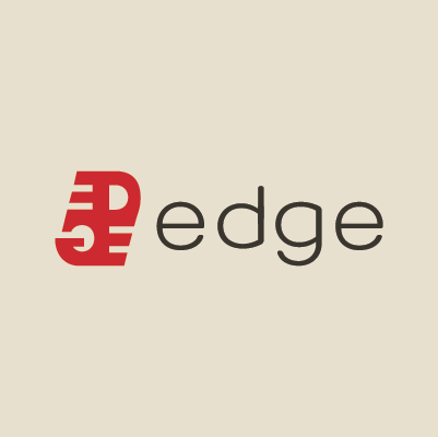 Spring Brand Church's Edge logo design by Red Chalk Studios