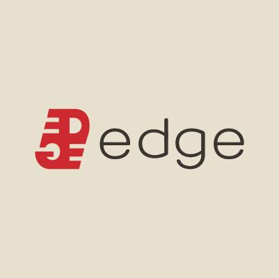 Red Chalk Studios designs Spring Brand Church's Edge logo