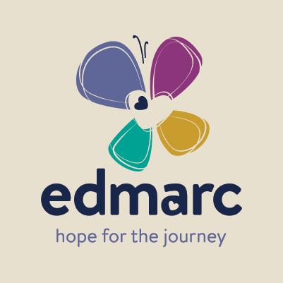 Red Chalk Studios designs Edmarc logo