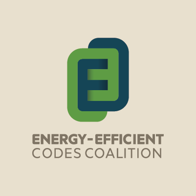 Energy Efficiency Codes Coalition logo design by Red Chalk Studios