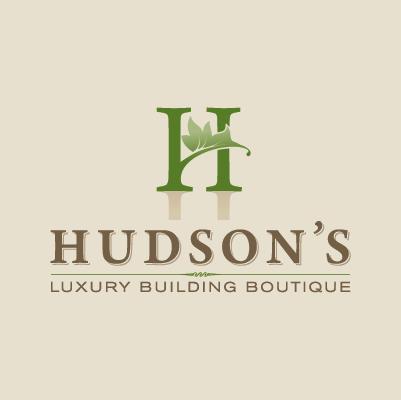 Red Chalk Studios designs Hudson's Luxury Building Boutique logo