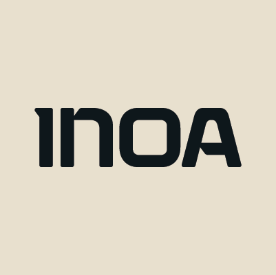 Inoa logo design by Red Chalk Studios