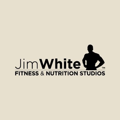 Jim White logo design by Red Chalk Studios