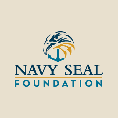 Navy SEAL Foundation logo design by Red Chalk Studios