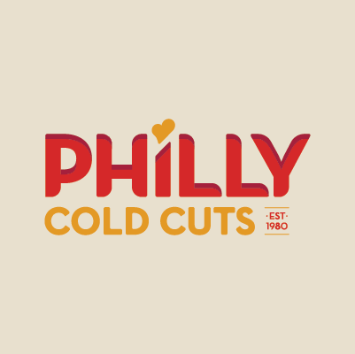 Philly Cold Cuts logo design by Red Chalk Studios