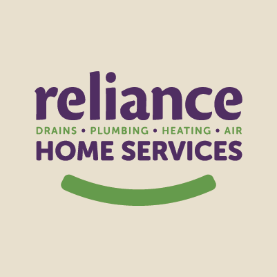 Reliance Home Services logo design by Red Chalk Studios
