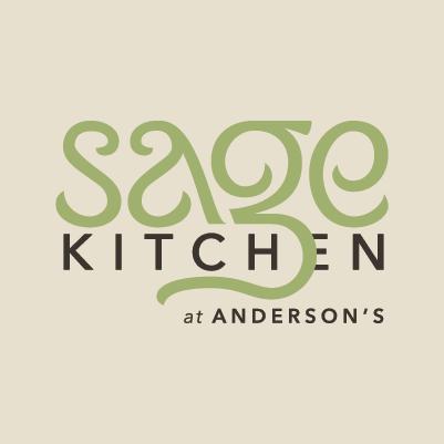 Red Chalk Studios designs Sage Kitchen logo