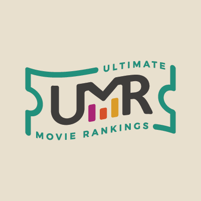 Ultimate Movie Rankings logo design by Red Chalk Studios