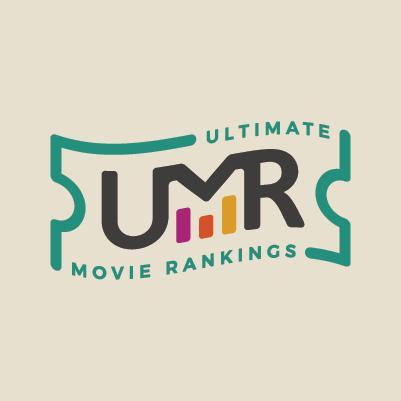 Red Chalk Studios designs Ultimate Movie Rankings logo