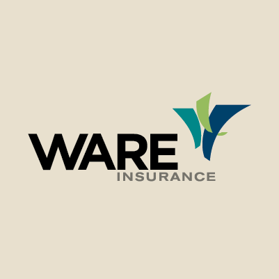 Ware Insurance logo design by Red Chalk Studios