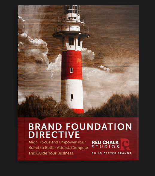 Strengthen Your Brand with Our Brand Foundation Program at Red Chalk Studios