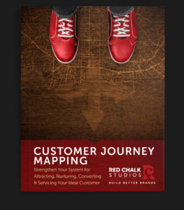 Customer Journey Mapping Solutions with Red Chalk Studios