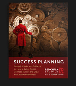 Plan for your marketing success with Red Chalk Studios