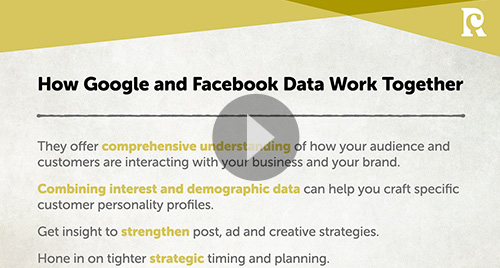 Free Video Training on Understanding Google Analytics and Facebook Insights by Red Chalk Studios