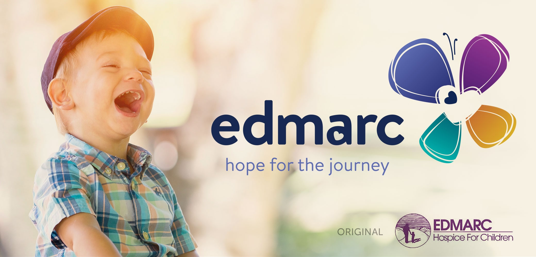 Edmarc Identity System Design by Red Chalk Studios
