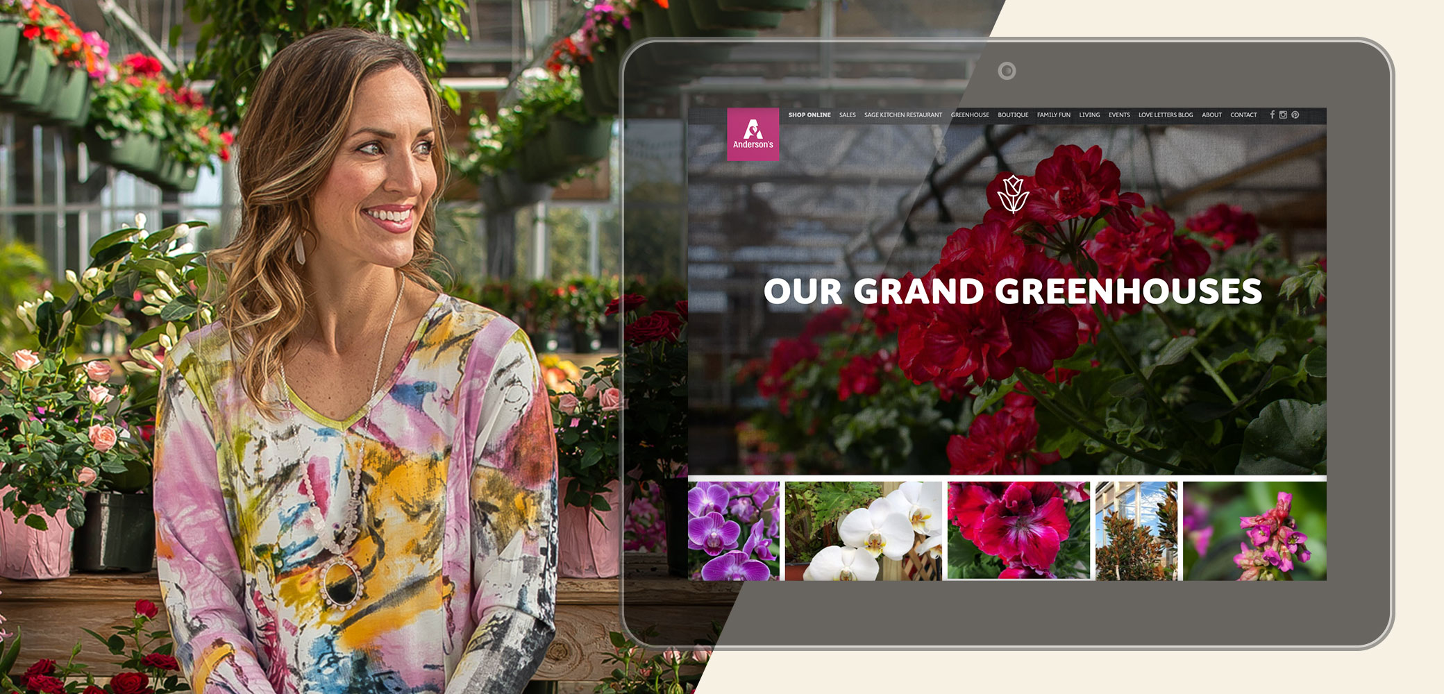 Andersons Website Strategy, Design & Development by Red Chalk Studios