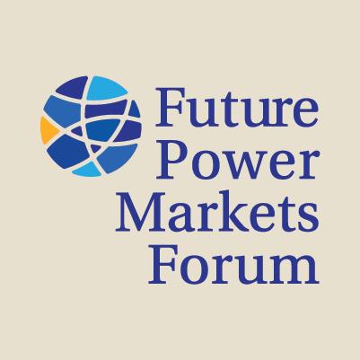 Future Power Markets logo design by Red Chalk Studios