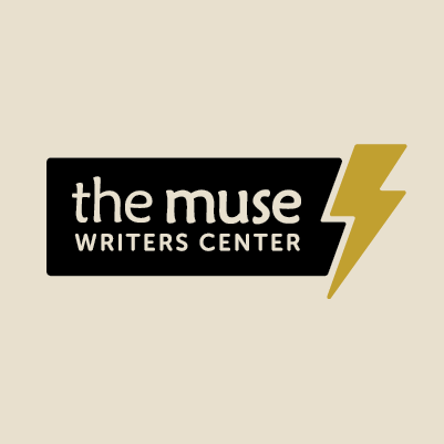 The Muse Writers Center logo update by Red Chalk Studios