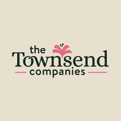 Townsend Companies logo design by Red Chalk Studios